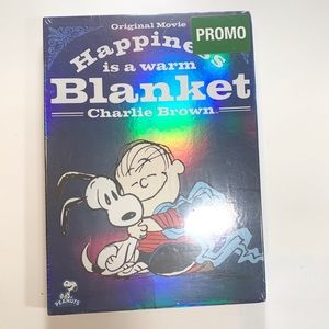 Charlie Brown | Hapiness is a Warm Blanket